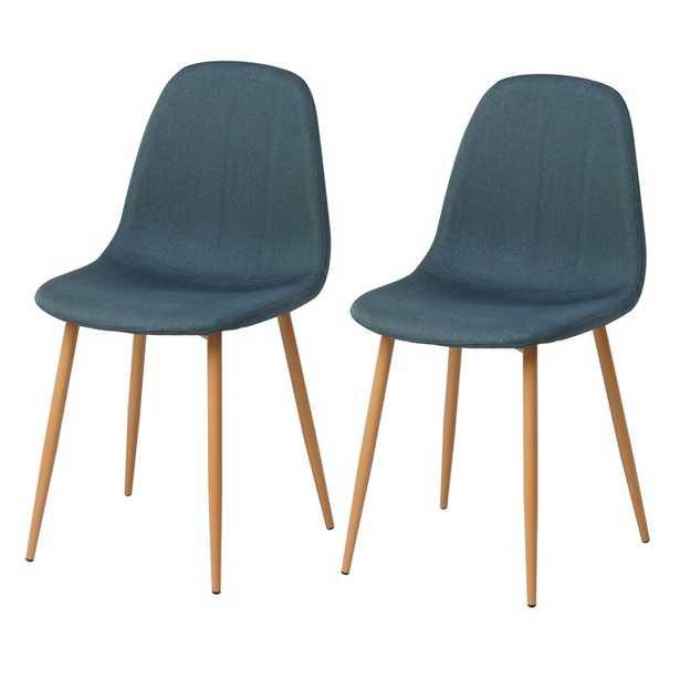Lavoie Side Chair set of 2 - Wayfair
