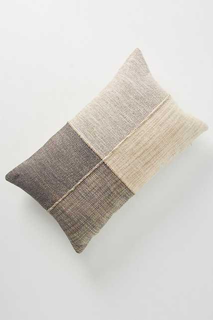 Woven Ryanne Pillow - Anthropologie