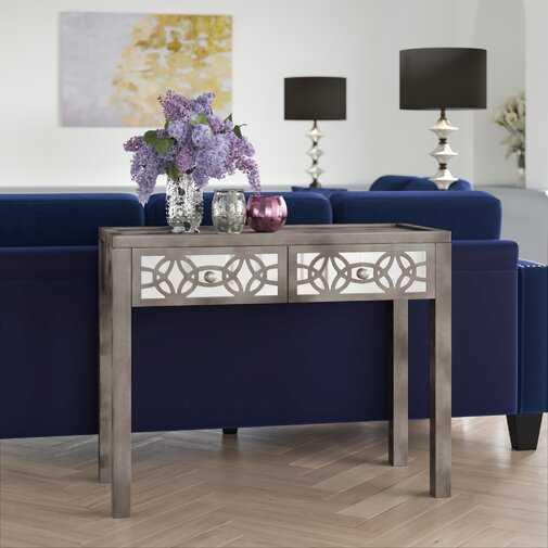 Rosdorf Park Azariah Console Table - Wayfair
