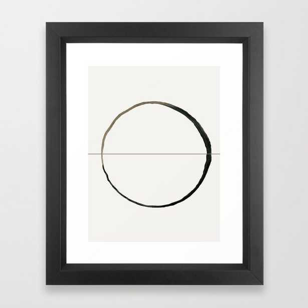 "C7 Framed Art Print by Georgiana Paraschiv with Vector Black Frame - 10""x12"" - Society6"