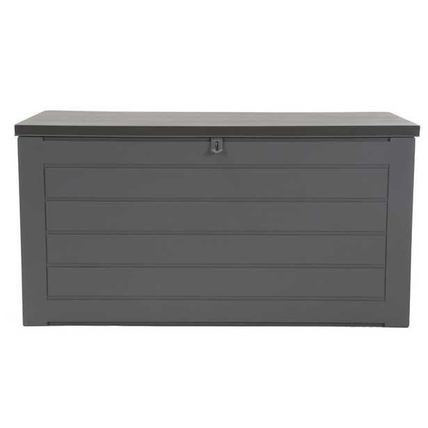 180 Gallon Plastic Deck Box - Wayfair
