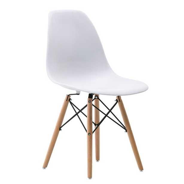 Wrenshall Social Mid-Century Side Chair - AllModern