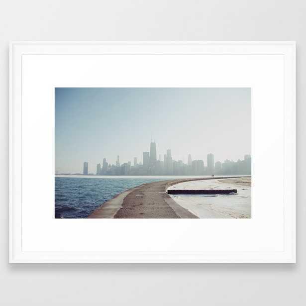 Chicagoland Framed Art Print - Society6