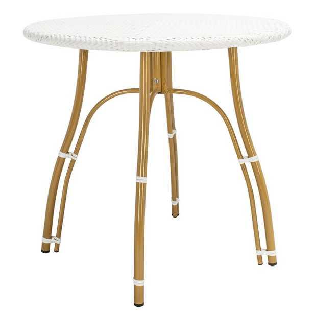 Laraine Wicker/Rattan Bistro Table - Wayfair