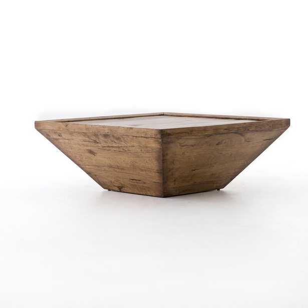 Atlanta Solid Wood Coffee Table - Perigold