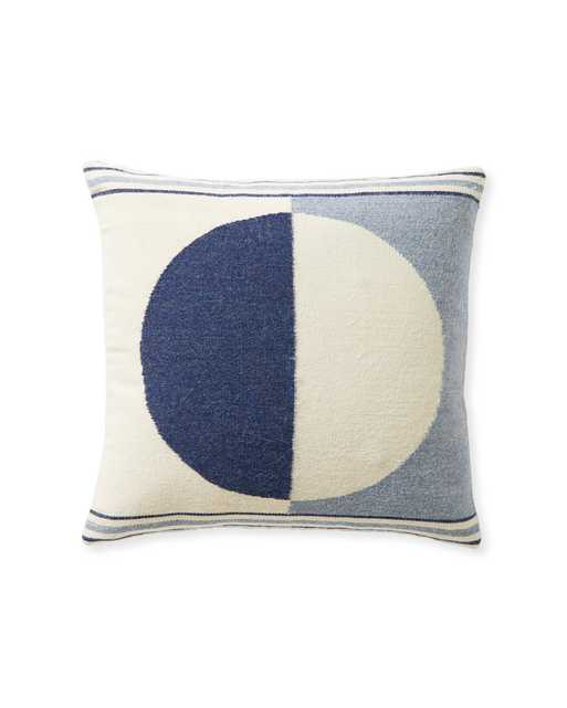 Bayview Pillow Cover - Serena and Lily