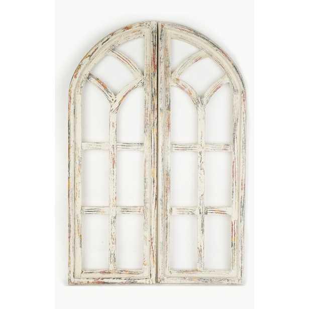 Architectural Window Wall Decor - Wayfair