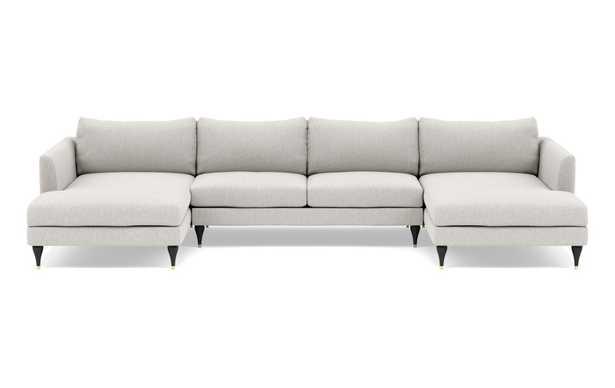 OWENS U-Sectional Sofa - Interior Define