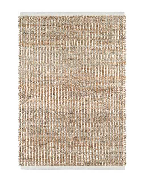 GRIDWORK WOVEN JUTE RUG, 5' x 8' - McGee & Co.