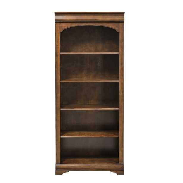 Gruenwald Bunching Standard Bookcase - Wayfair