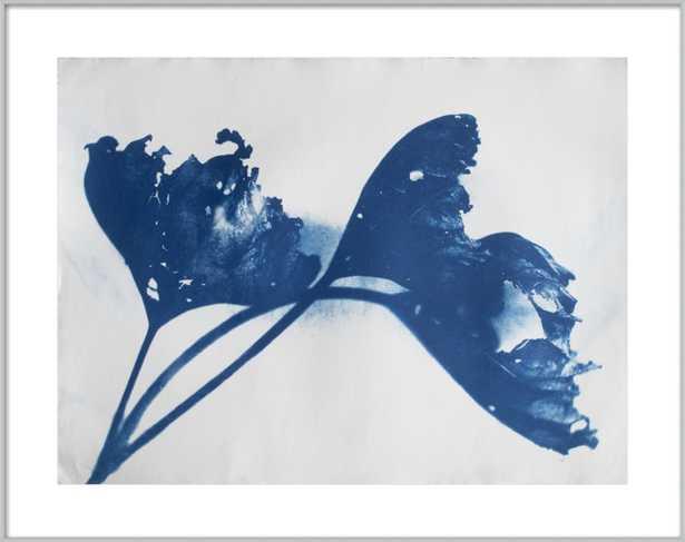 LEAF WAVE - 36X28 - Artfully Walls
