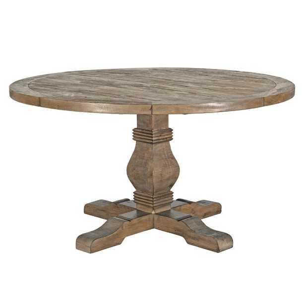 """Gertrude Dining Table / 55""""Dia - Wayfair"""