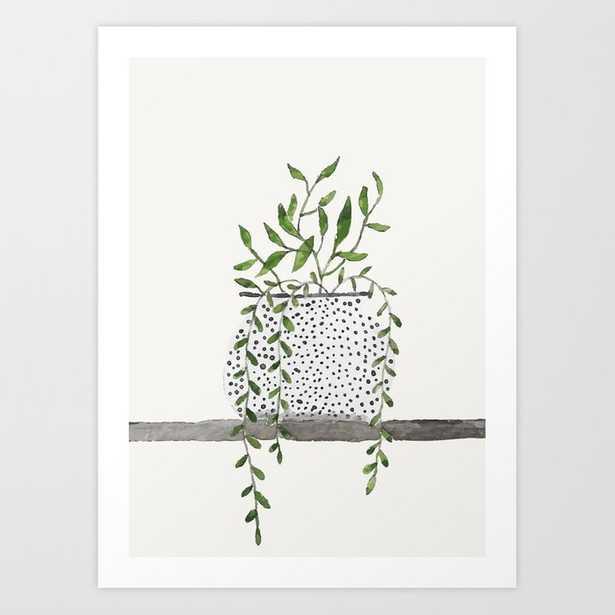 Vase 2 Art Print - Society6
