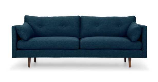 Anton Twilight Blue Sofa - Article