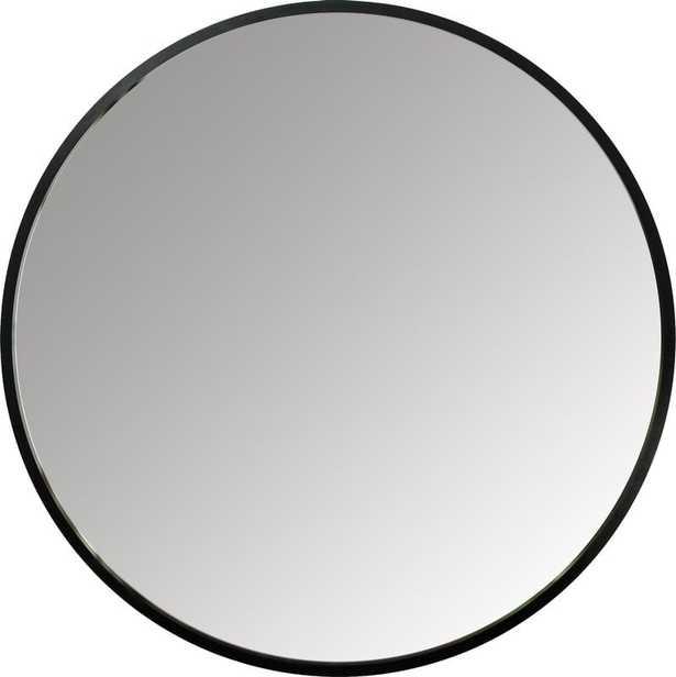 "Hub Accent Mirror - 24"" D - Wayfair"