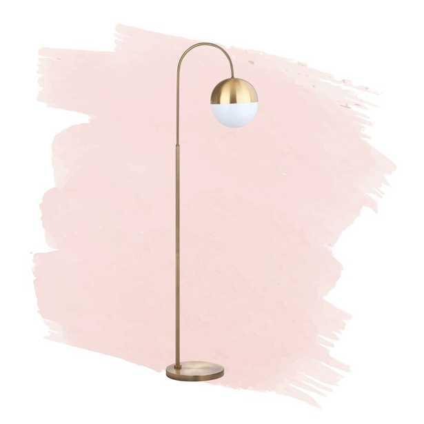 """Sadie 56"""" Arched Floor Lamp - Wayfair"""