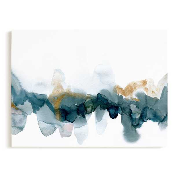 fractured horizon 1 - 30x40 - canvas - Minted
