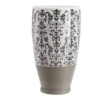 Lilian Vase, Large - Pottery Barn