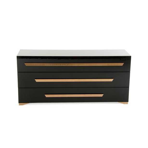 Ertha 3 Drawer Dresser - Wayfair