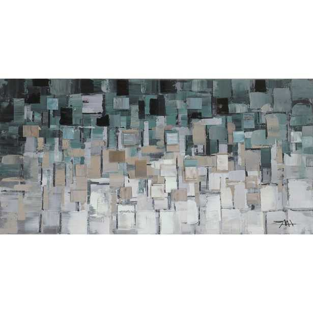 Segments Wall Décor - Wayfair
