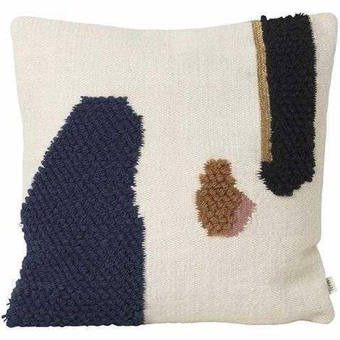 Loop Cushion in Mount by Ferm Living - Burke Decor