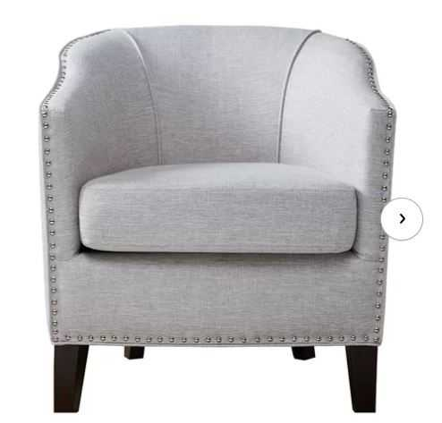 Stansbury Barrel Chair - Wayfair
