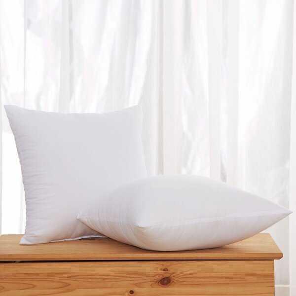 Roisin Soft Hypoallergenic Throw Pillow Insert (set of 2) - Wayfair