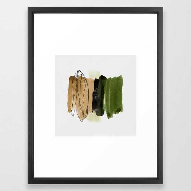 minimalism 6 Framed Art Print - Society6