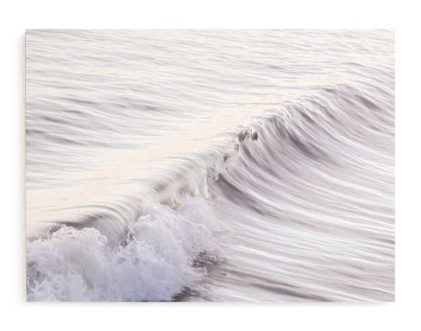 Cayucos Soft Waves Canvas - Minted
