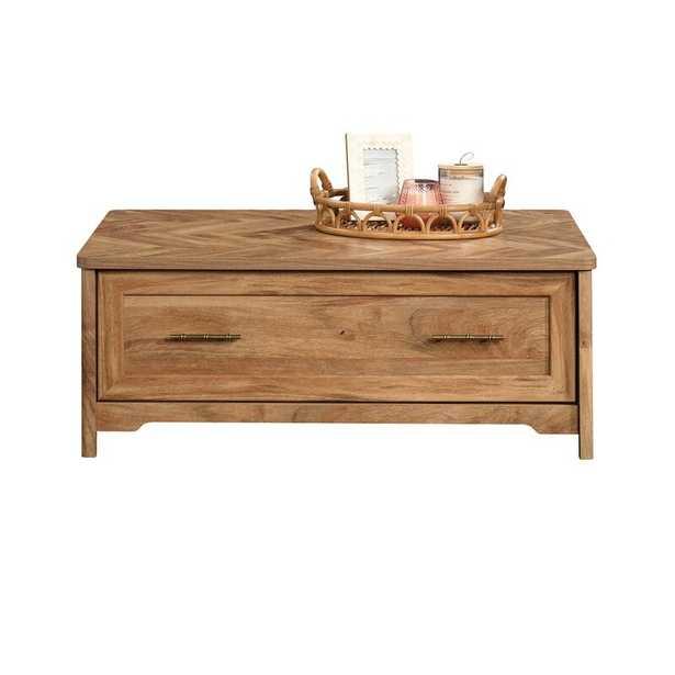 Liv Coffee Table with Storage - Wayfair