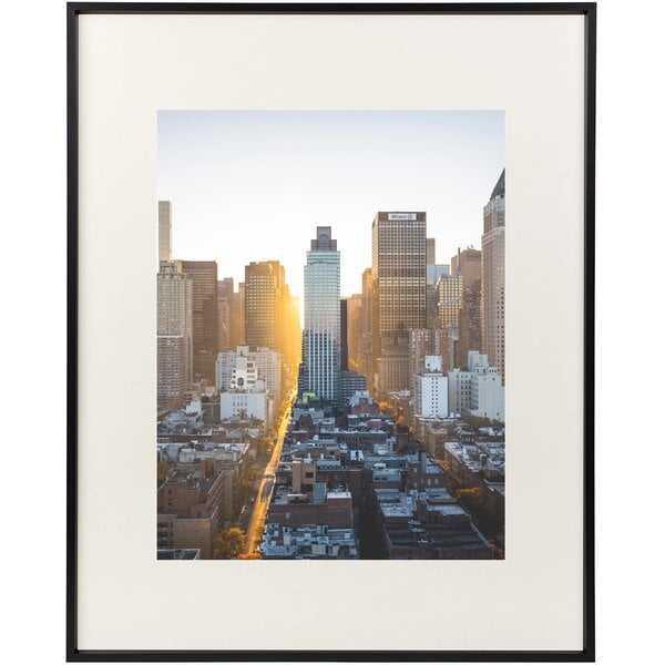 Wayfair Basics® Aluminum Thin-Border Design Picture Frame - Wayfair