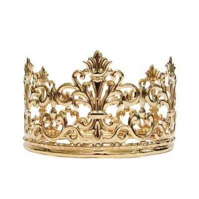 Matisse Metal Princess Crown - Wayfair