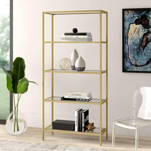 Dahill Etagere Bookcase - Wayfair