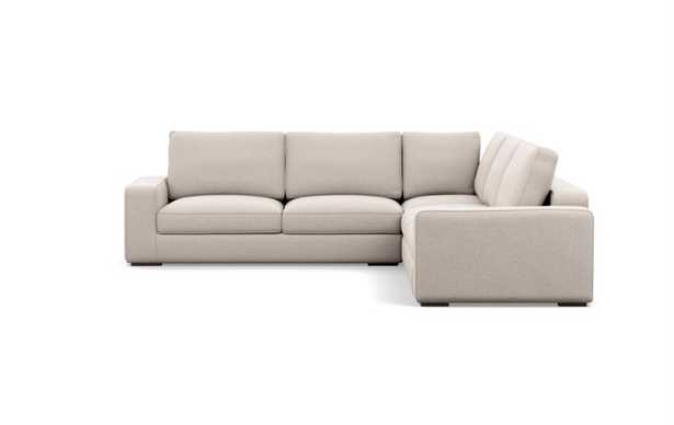 Ainsley Sectionals with Corner Sectionals - Interior Define