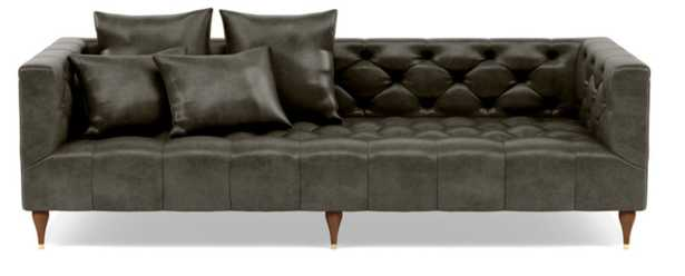 MS. CHESTERFIELD LEATHER - Interior Define