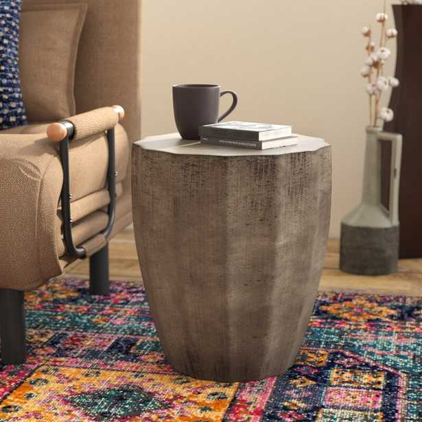 Coulver End Table - Wayfair