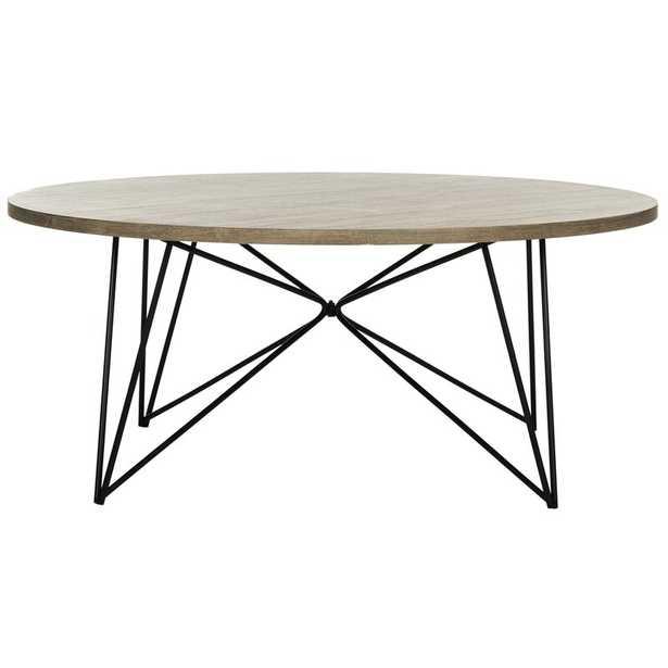 Wolcott Coffee Table / Light Tan - Wayfair