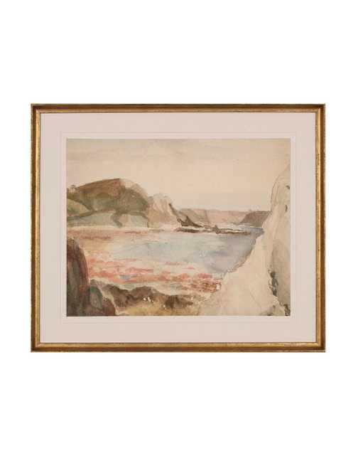 MOUNTAIN RESERVE FRAMED ART - McGee & Co.