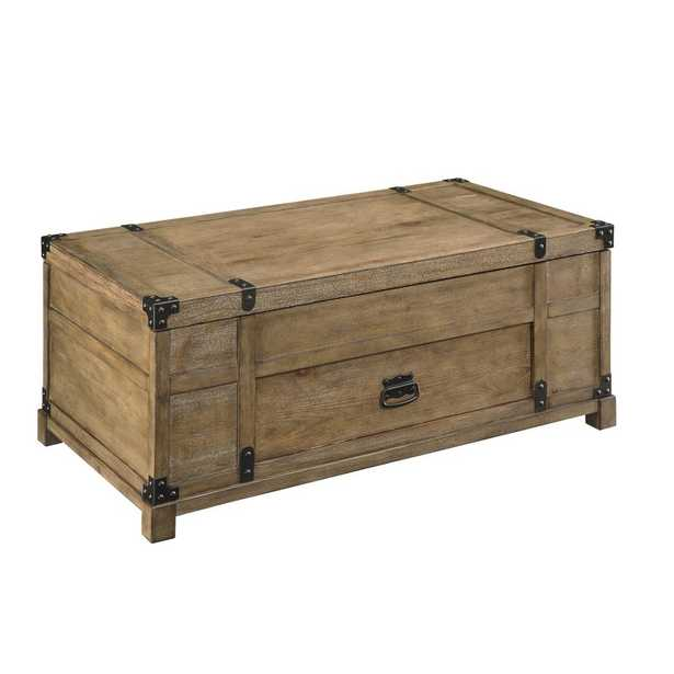 Kanagy Coffee Table with Storage - Birch Lane