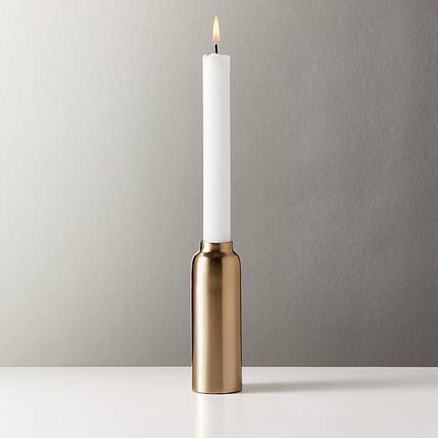 Bronn taper candleholder - CB2