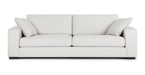 SITKA Quartz White Sofa - Article