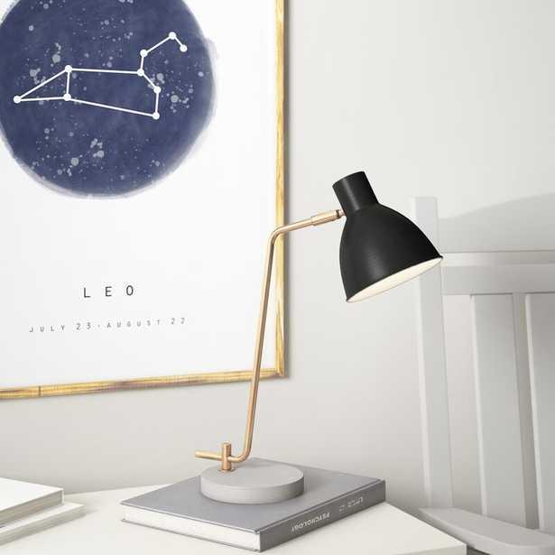 "Worthing 21"" Desk Lamp - Wayfair"