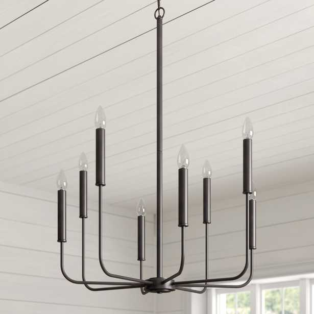 Roush 8-Light Candle Style Classic / Traditional Chandelier - Wayfair