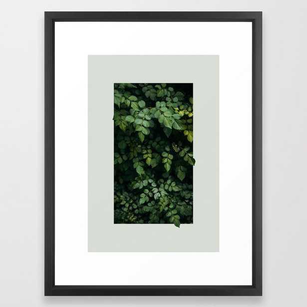 Growth Framed Art Print - Society6