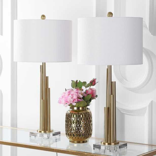 "Lacayo 32"" Table Lamp, set of 2 - Wayfair"