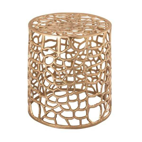 Sophia Lilly Side Table - Maren Home