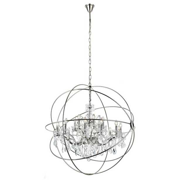 Svante 18-Light Candle Style Globe Chandelier - Wayfair