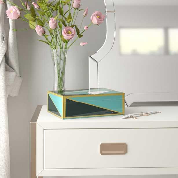 Geometric Accessory Box - Wayfair