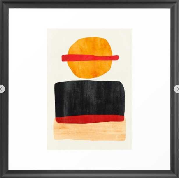 Skyline Framed Art Print - Society6