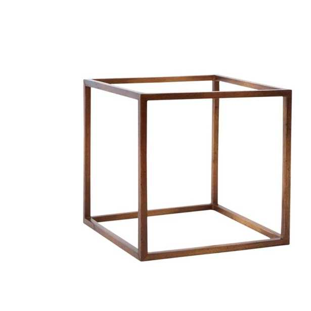 HOLLOW CUBE OBJECT - McGee & Co.